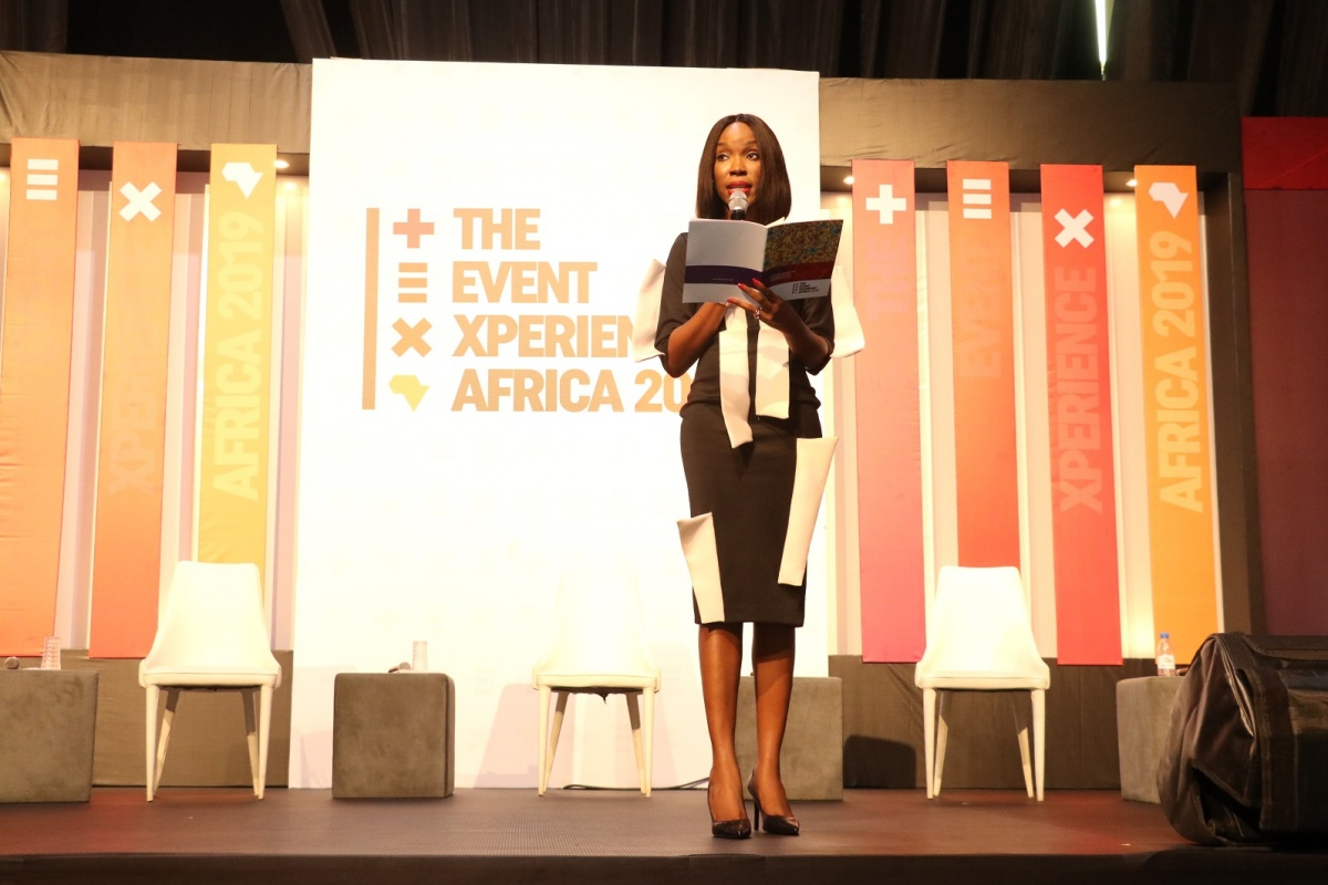 Lala Akindoju hosting grand fianle of TEXA