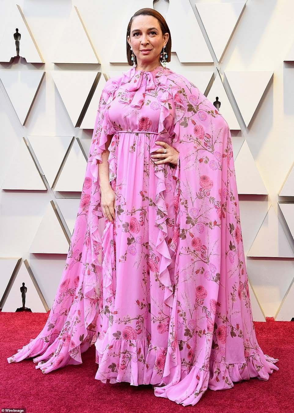 Maya Rudolph at 2019 oscars