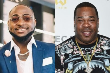 davido and busta rhymes