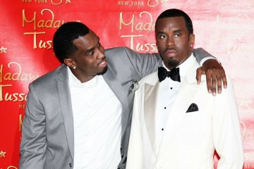 diddy madame tussauds