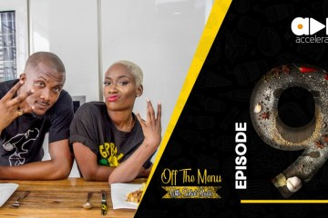 Off the menu episode 9 thumbnail, soliat and show dem camp