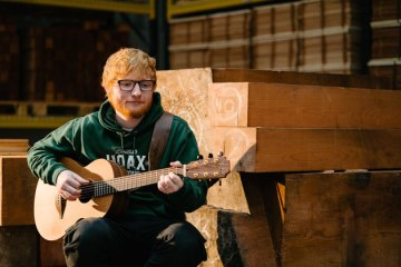 ed sheeran guitar