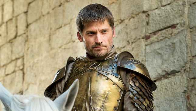 Image of Jamie Lannister from Game of Thrones