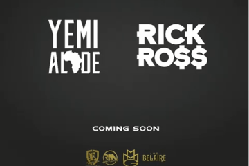 yemi alade and rick ross