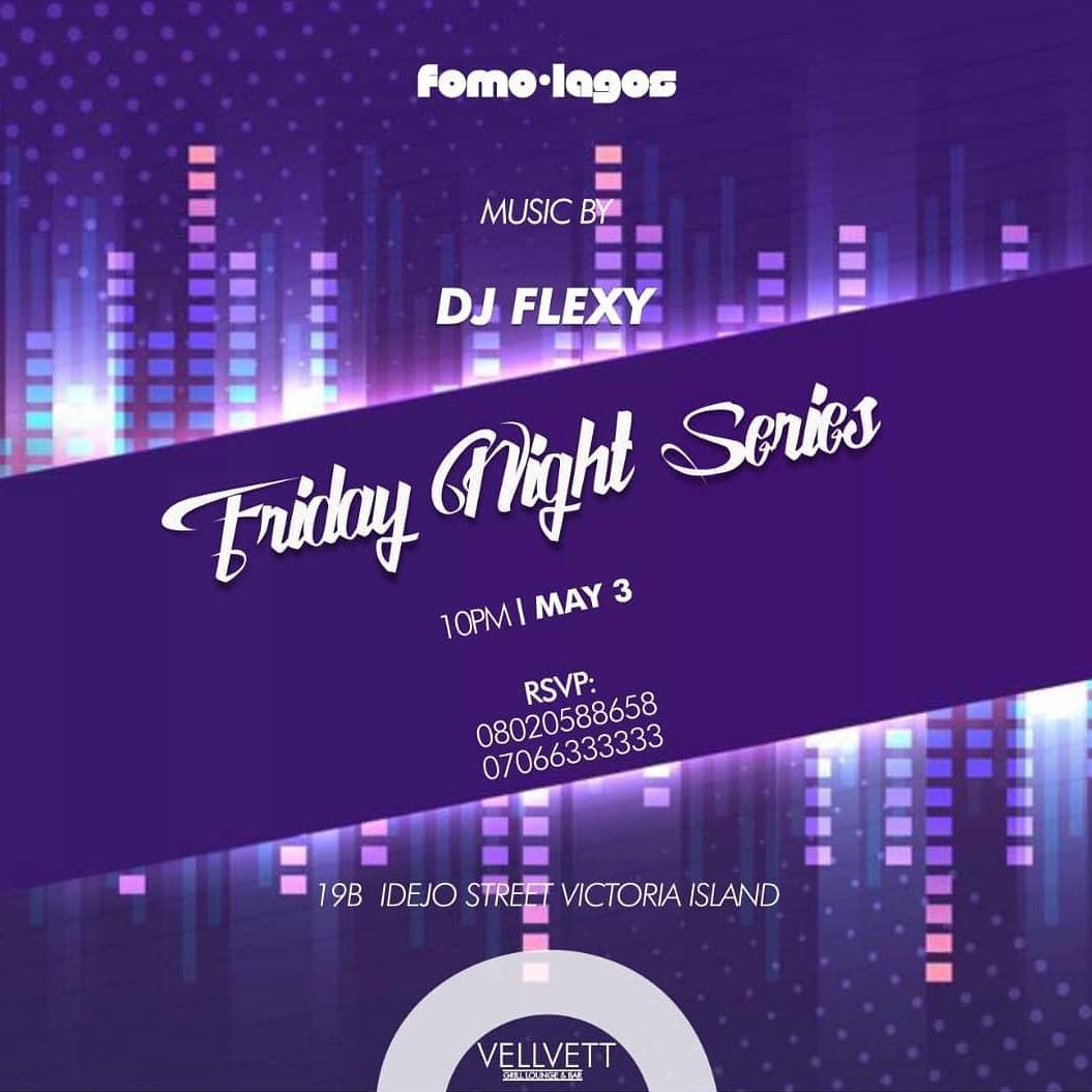Friday a night series