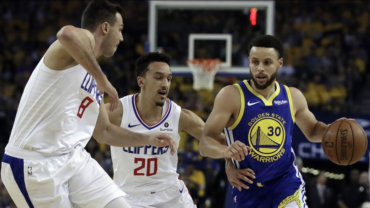 Warriors Defeat Rockets In Western Conference Semi-Finals