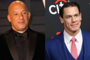 fast and furious john cena vin diesel