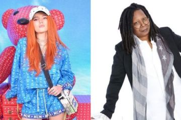 whoopi goldberg and bella thorne