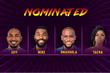 big brother nominees