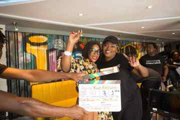 funke akindele your excellency