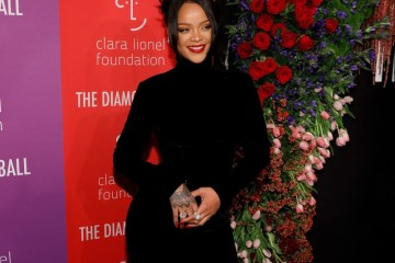 rihanna's diamond ball