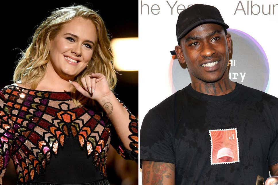 adele and skepta