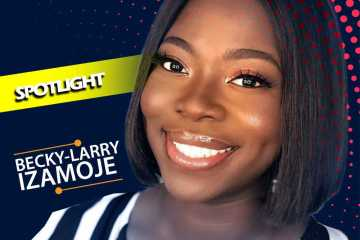 spotlight- Becky Larry-Izamoje