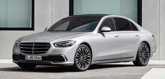 Mercedes-Benz S-klass 2021