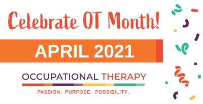 Image: Celebrate OT Month