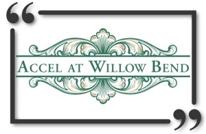 Image: Accel Willow Bend Quote Block