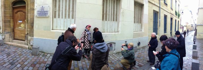 Street Photogs & French Fashion Designers