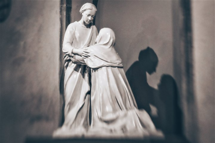 Photo of the Day: The Visitation