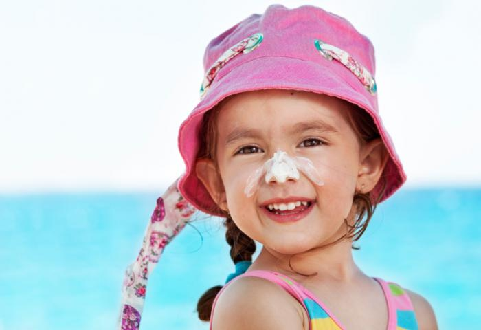 Skin Cancer Protection for Kids