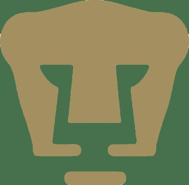 UNAM (Universidad Nacional Autónoma de México), escudo del equipo de futbol Pumas