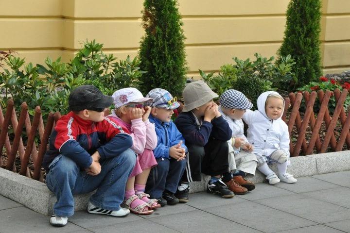 Preescolar se unió para apoyar a dos niños con síndrome de duplicación Xq28 proximal