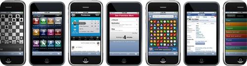 Muchos iPhones