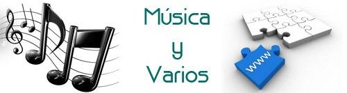 Musica y varios