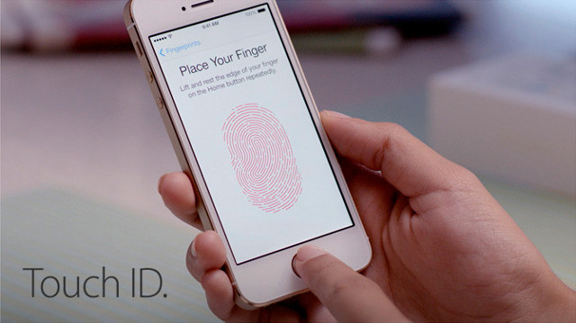 Touch ID Touch ID