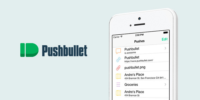 Pushbullet en iOS