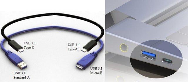 USB Type-C USB Type-C