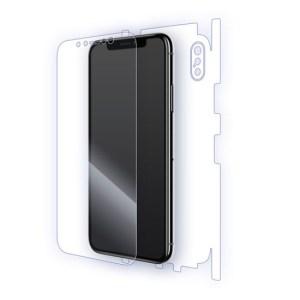 Folie completa iphone x xs transparent