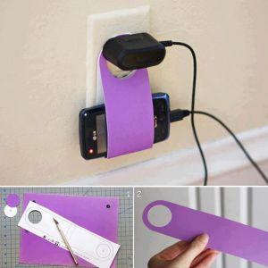 Porta enchufe para tu telefono movil