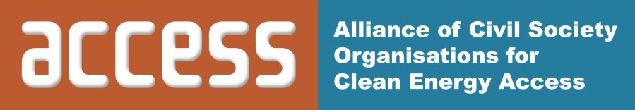 Alliance of Civil Society Organisations for Clean Energy Access logo