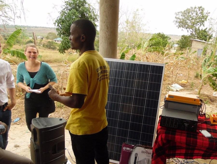 climate action network Tanzania civil society
