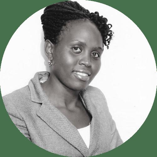 Jacqueline Kimeu - the International Coordinator of ACCESS