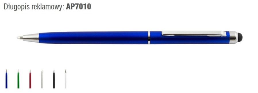 Znane długopisy firmowe