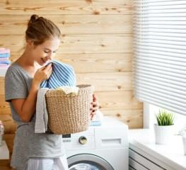 Czy pranie zabija bakterie?