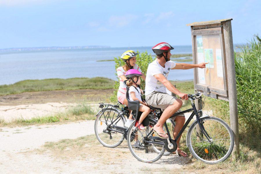 rodzinne wycieczki na rowerze
