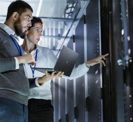 Jak prawidłowo wyposażyć serwerownie?