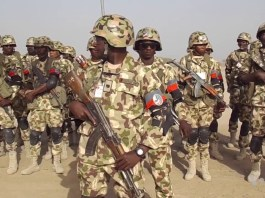 The Nigerian Army on Tuesday commenced the Operation Crocodile Smile exercise, nationwide to tackle cyber crime.
