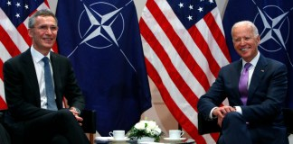 NATO Faces 'New Challenges' With Russia, China - Biden