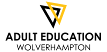 Adult Education Slider Logo