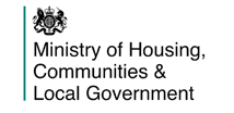 Ministry of Housing Slider Logo
