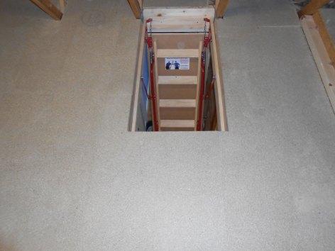 Loft Ladder Kettering
