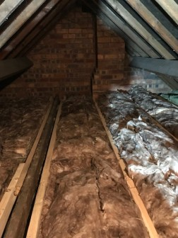 TOP UP INSULATION