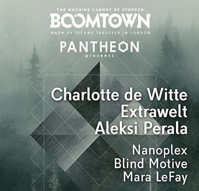 boomtown warmup