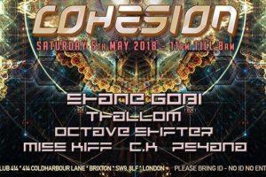 Cohesion May 2018