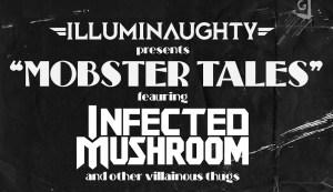 Infected mushroom nov 2018 crop