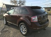 drivers side hatch view of ford edge