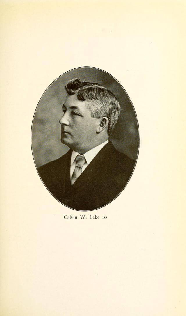Calvin W. Lake 10